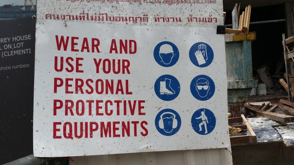 Sign - Equipments